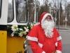 Fototermin mit den Nikolaus